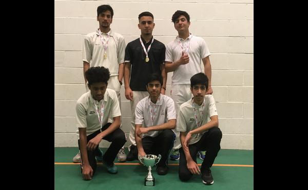 The Under 15 Surrey Cricket Cup